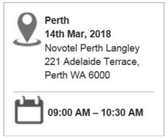 Perth - March Event